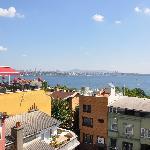 Executive Suite Room 505 Sea of Marmara View