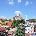 Executive Suite Room 505 Hagia Sophia View