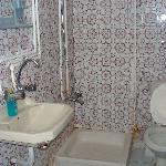 Bathroom in Abbasi, Amman
