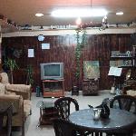 Common Room in Abbasi, Amman