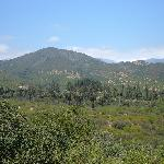Panoramic view of Oasis de la Campana