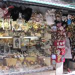 Venice Mask and gift shop