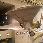 Space shuttle entry pod