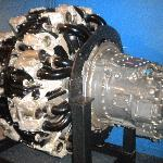 Really big plane engine