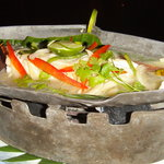Steamed Fish with Lime