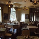 15.-Jujuy-Hotel Termas de Reyes:  restaurante