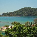 Olu Deniz lagoon