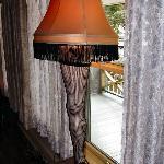 The Famous Leg Lamp