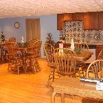 Remodeled Breakfast Room