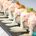 Snow Mountain Maki sushi medford