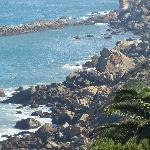 Coast line..plesent suprise