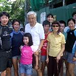 Family from Singapore