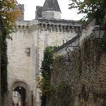 Loches, medieval gate