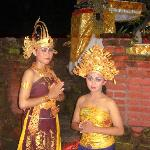 legong dance bali