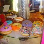 doughnut display