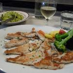 Grilled Sand Dabs