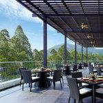 Sha Tin 18 outdoor terrace