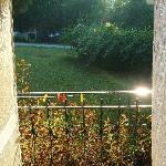 Балкон бунгало