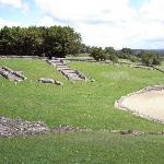 Jublains Roman Villa / remains