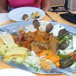 greek platter!