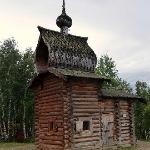 Chapelle cosaque de Taltsi