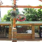 Jurassic park Novelty souvenir shop
