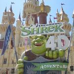 Shrek in 4D