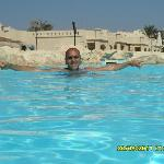 Bory in pool