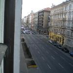 Legerova vue de la chambre