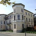 Nebenhaus von Dorint - Dingelstedt -Villa