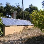 Fotovoltaic panels for green electric