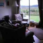 Newcrofts guest sitting room