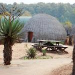Traditional Swazi Beehive huts is a must stay