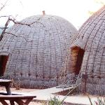 Traditional Swazi Beehive