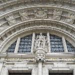 Victoria & Albert Museum facade
