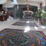 Lobby of Fairmont Banff Springs Hotel