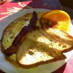 M22 Omelet at Martha's