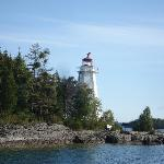 Big Tub Harbour Lighthouse