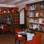 interieur biblioteca