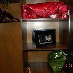 Wardrobe / safe
