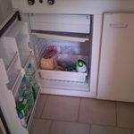 your fridge