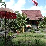 Rumah Shiva, where I stayed.  A beautiful little house