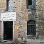 Hamam Entrance