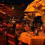 The restaurant - fantastic!