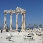 Temple d'Apollon (Side)