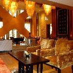Beautiful Gold Lounge