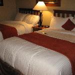 lits bien confortables
