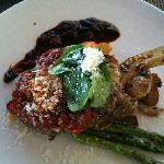 Special veal shank treat from Chef Eric at Azur