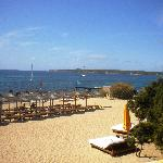 spiaggia privata Insotel