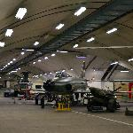 Aircraft and weaponry exhibits